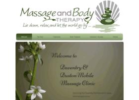 massageandbodytherapy.com