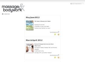 massagebodywork.idigitaledition.com