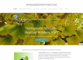 massagebyheather.com
