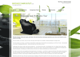 massagechairoutlet.com
