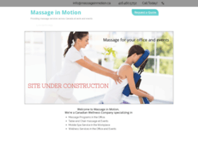 massageinmotion.ca