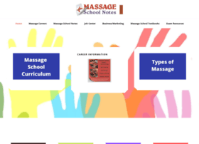 massageschoolnotes.com