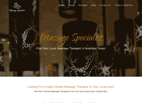 massagespecialists.com.au