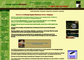 massagesupplies.com.sg