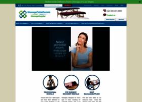 massagetablerentals.com