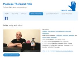 massagetherapistmike.co.uk