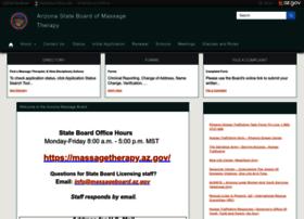 massagetherapy.az.gov