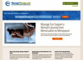 massagetherapy.com