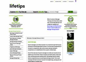 massagetherapy.lifetips.com