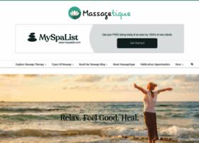 massagetique.com