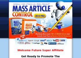 massarticlecontroljv.com