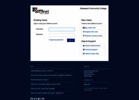 massasoitcc.simnetonline.com