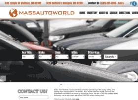 massautoworld.com