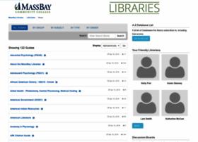 massbay.libguides.com