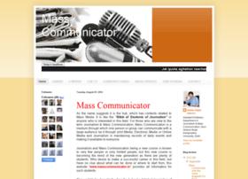 masscommunicator.in