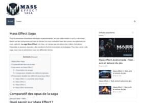 masseffectsaga.com