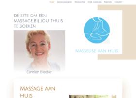 masseuraanhuis.nl