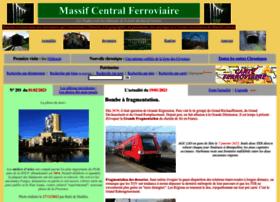 massifcentralferroviaire.com