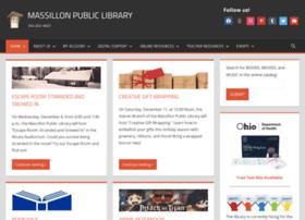 massillonlibrary.org