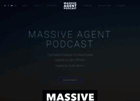 massiveagentpodcast.com
