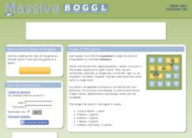 massiveboggle.com