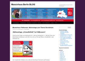 massivhaus-berlin.com