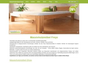 massivholzmoebel-freye.de