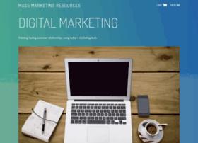 massmarketingresources.com