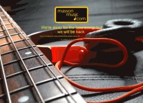 massonmusic.com