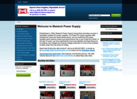mastechpowersupply.com