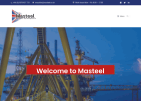 masteel.co.uk