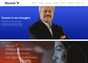 mastek.co.uk