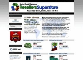master-resale-rights.com
