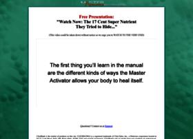masteractivatorrevolution.com