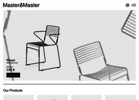masterandmaster.eu