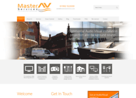 masteravservices.co.uk