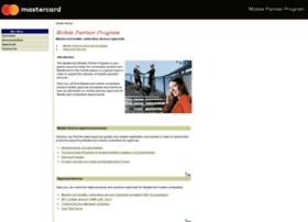 Mastercard-mobilepartner.com