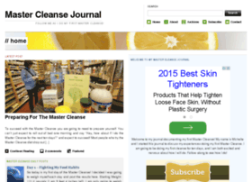 mastercleansejournal.com