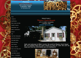 masterclockrepair.com
