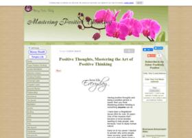 mastering-positive-thinking.com