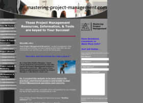 mastering-project-management.com