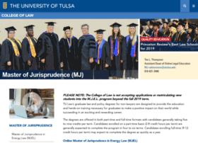 masterinlaw.utulsa.edu