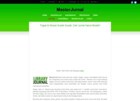 masterjurnal.com