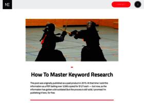 masterkeywordresearch.com
