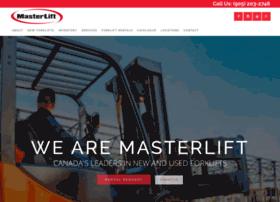 masterlift.com