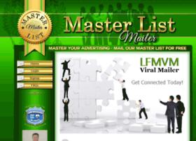 masterlistmailer.com