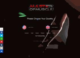 masterofmuscle.com