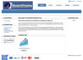 masteroftrading.com
