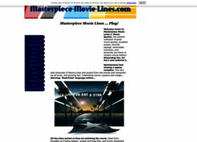 masterpiece-movie-lines.com