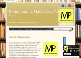 masterprogrammerz.blogspot.in